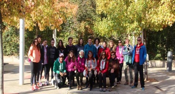 Primera excursión Erasmus+ KA201