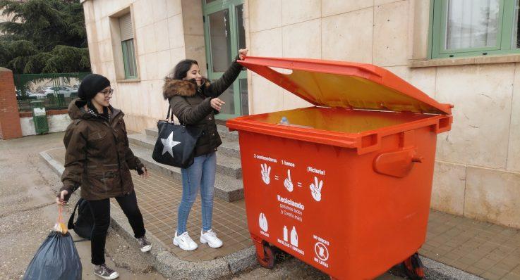 """Campaña """"Recicla y recibe"""""""