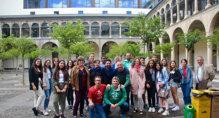 1º Premio proyectos innovadores sobre residuos de Navarra para «RECICLA Y RECIBE»