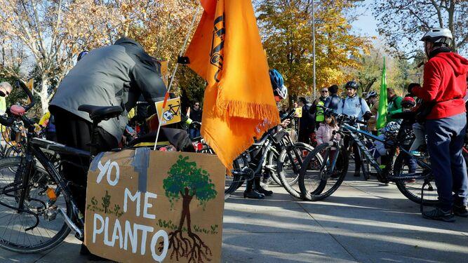 El IES Alhama participa en la cumbre del cambio climático de Madrid