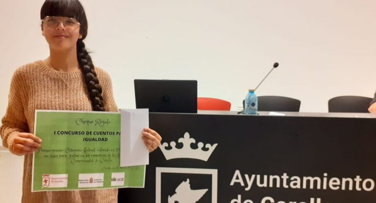 ASMA KADRI: GANADORA DEL I CONCURSO POR LA IGUALDAD