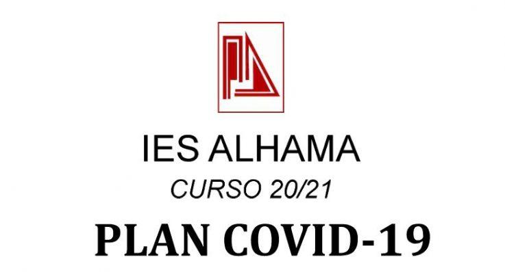 PLAN COVID-19 IES ALHAMA  20/21